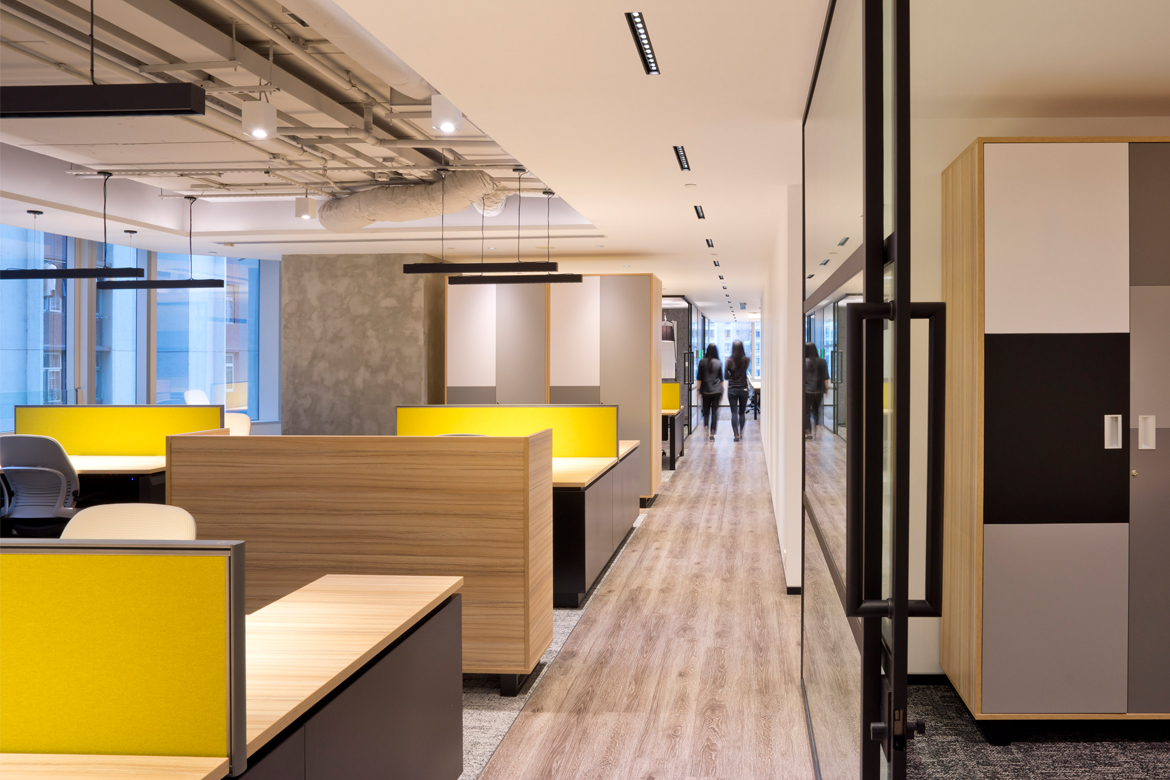 As work lines blur between office home cafes hotel for Hk architecture firm